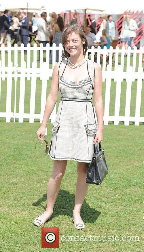 The Cartier International Polo Day at Guards Polo...