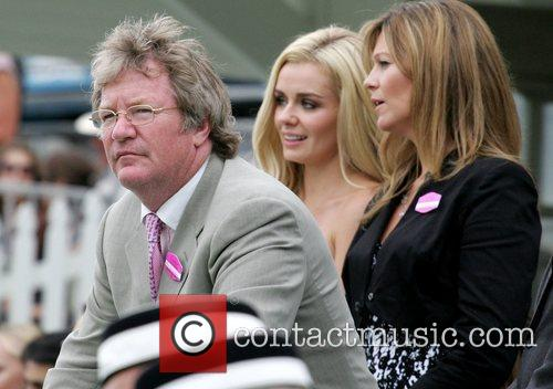 Jim Davidson and Katherine Jenkins 4