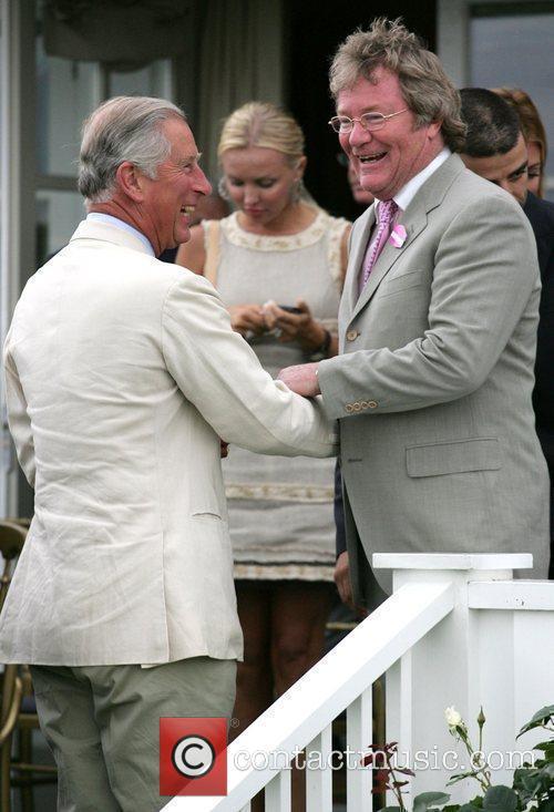 Prince Charles and Jim Davidson 1
