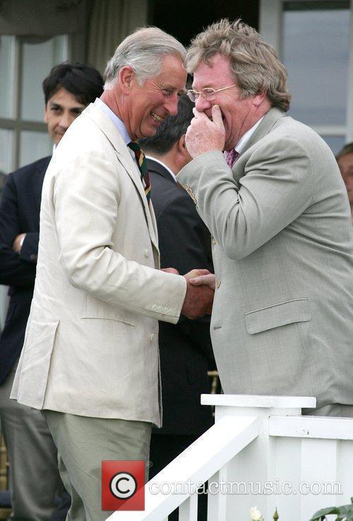 Prince Charles and Jim Davidson 8