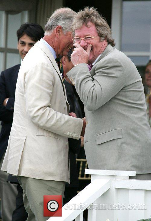 Jim Davidson Prince Charles