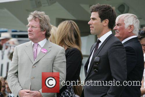 Jim Davidson and Gethin Jones 5
