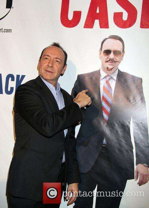 Kevin Spacey Special Screening Of Casino Jack in...