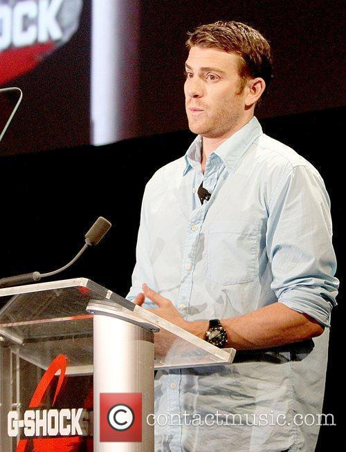 Bryan Greenberg Casio's Shock the World 2010 event...