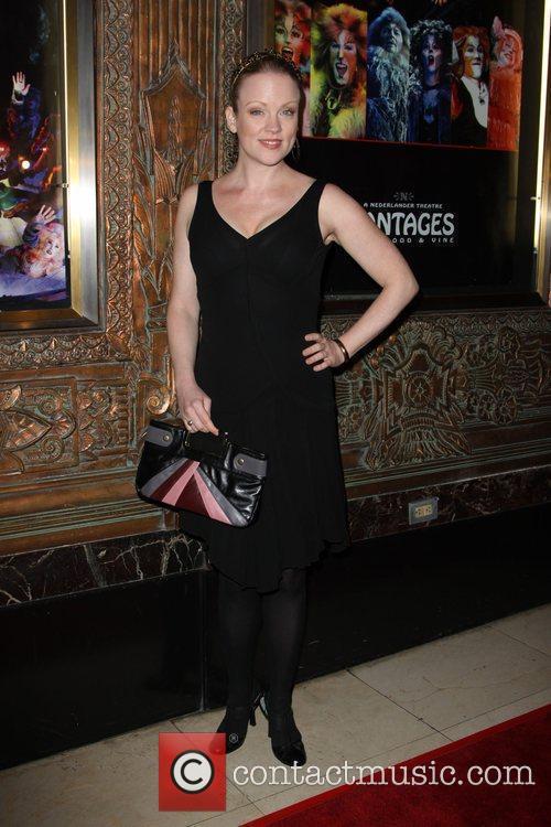 Ashley Palmer CATS - Los Angeles opening night...