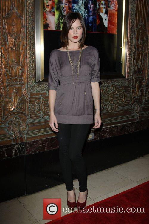 Chelsea Hobbs CATS - Los Angeles opening night...