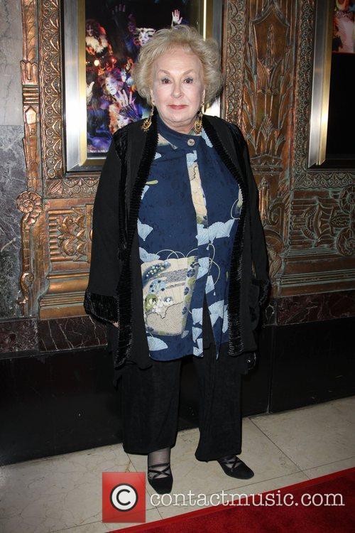 Doris Roberts CATS - Los Angeles opening night...