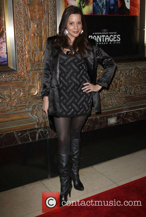 Jenna Leigh Green CATS - Los Angeles opening...