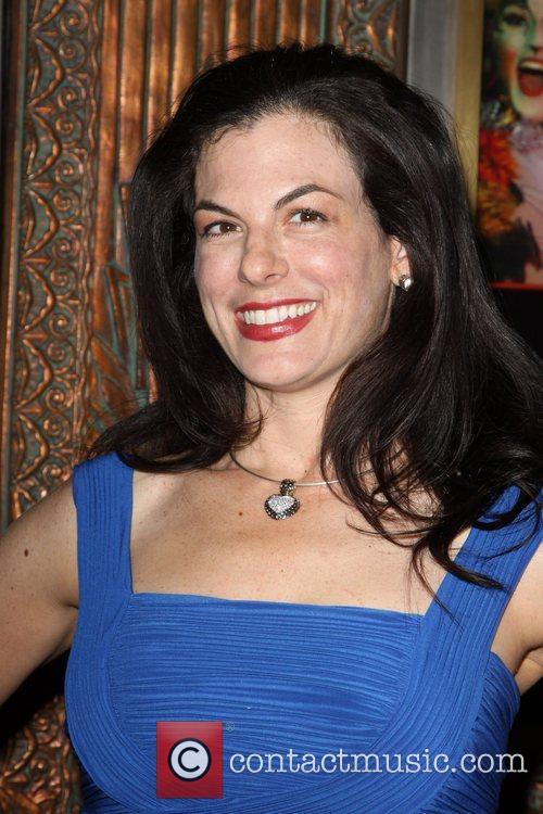 Rebecca Whitman CATS - Los Angeles opening night...