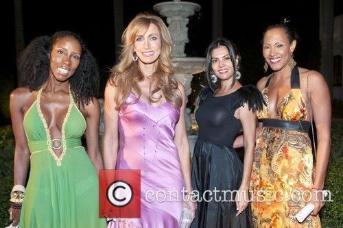 Lili Estefan Roberto Cavalli Spring 2011 Collection runway...