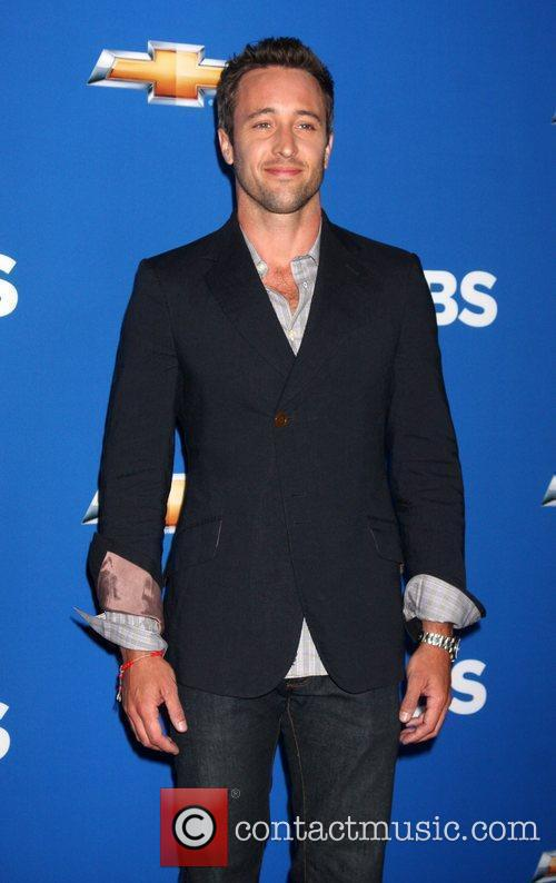 2010 CBS fall launch premiere party held at...