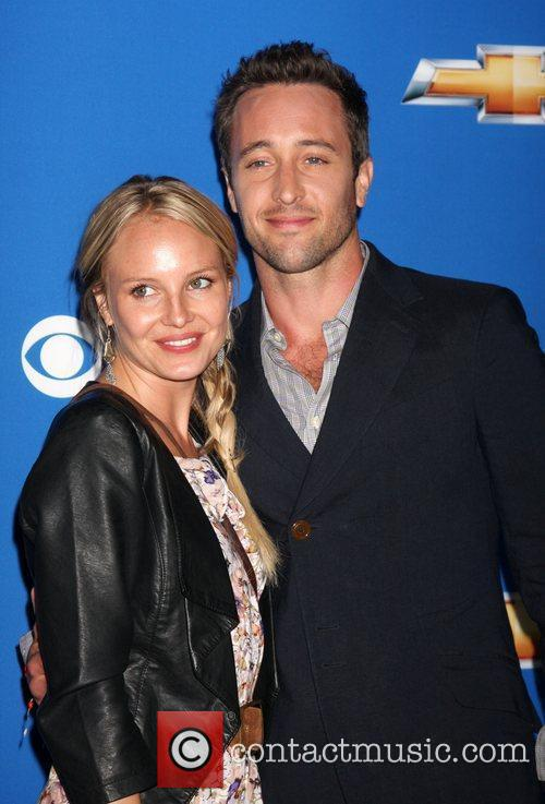 Alex O'loughlin and Cbs
