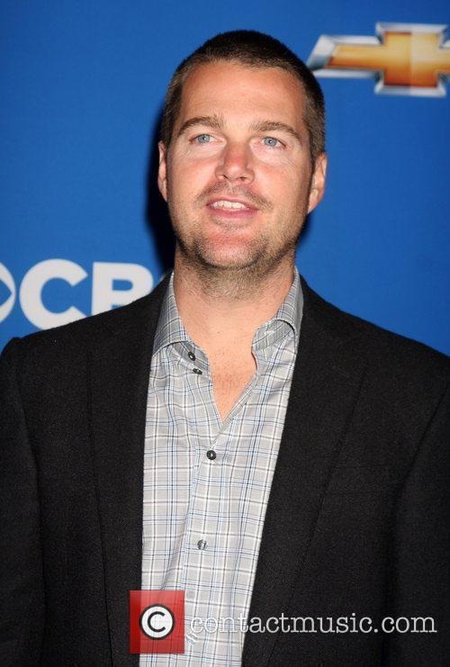 Chris O'Donnell  2010 CBS fall launch premiere...
