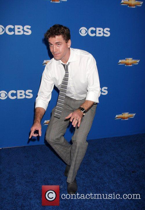 Brian Dietzen  2010 CBS fall launch premiere...