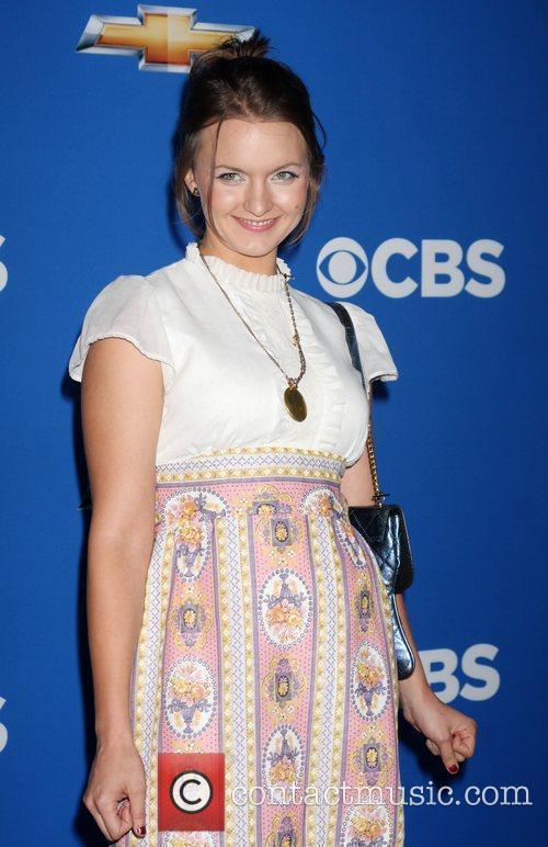 Tanya Fischer  2010 CBS fall launch premiere...