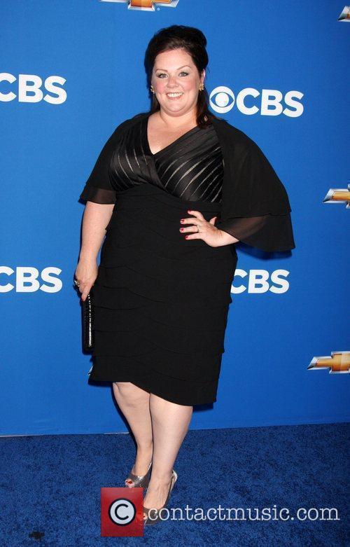 Melissa McCarthy  2010 CBS fall launch premiere...