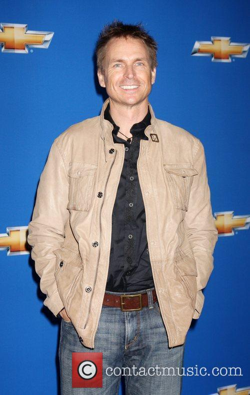 Phil Keoghan  2010 CBS fall launch premiere...