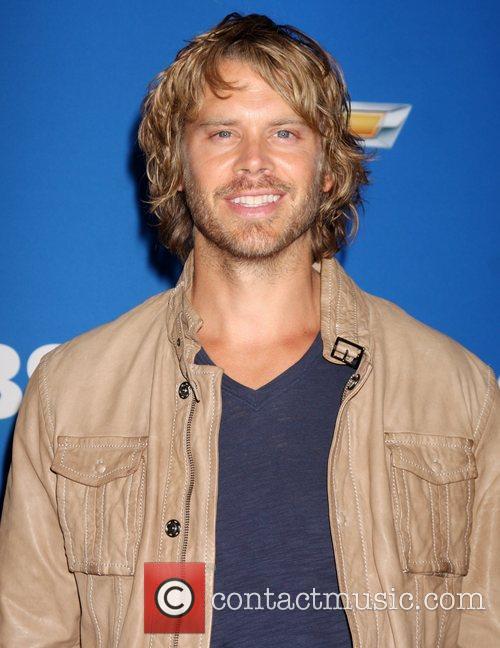 Eric Christian Olsen  2010 CBS fall launch...