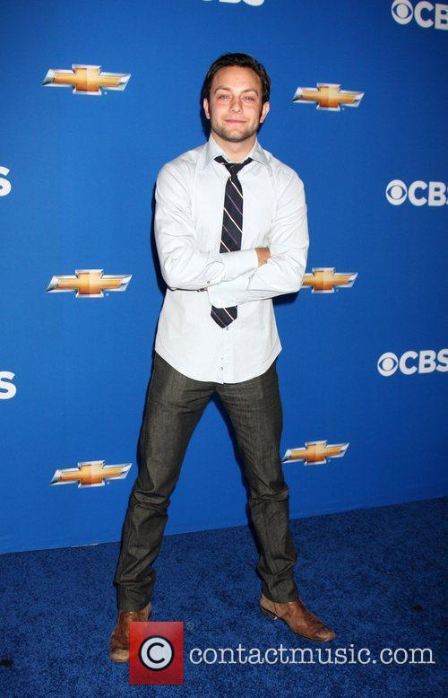 Jonathan Sadowski  2010 CBS fall launch premiere...