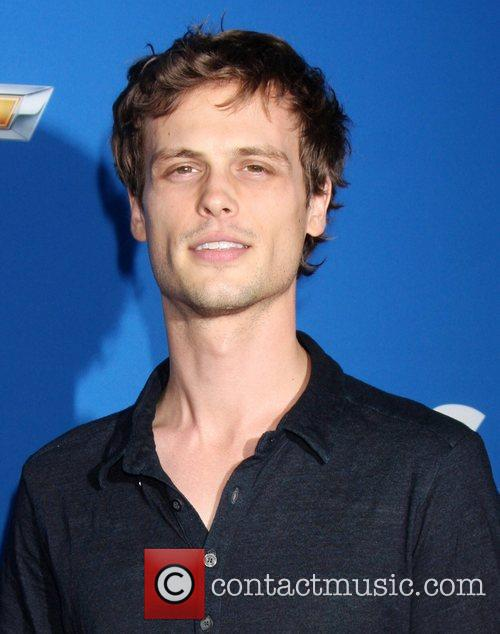 Matthew Gray Gubler and Cbs 8