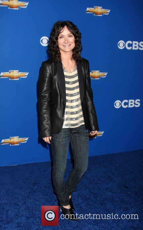 Sara Gilbert and Cbs 7