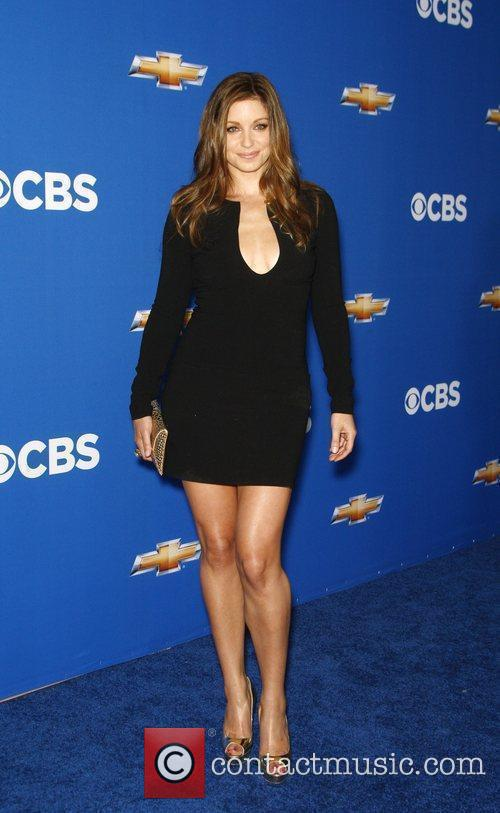 Bianca Kajlich  2010 CBS fall launch premiere...