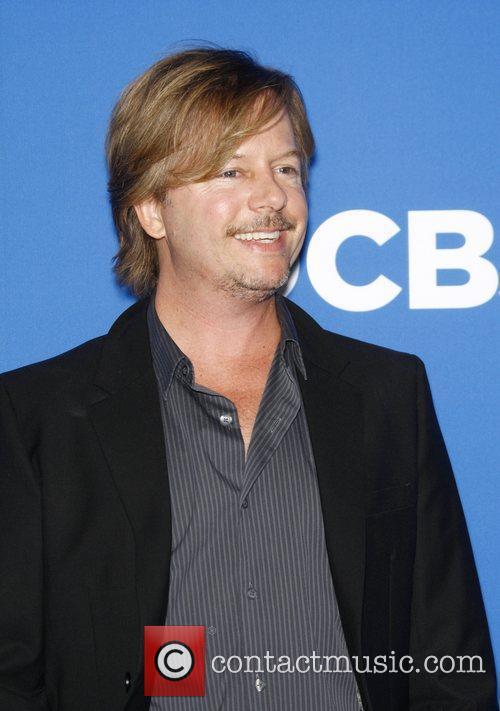 David Spade  2010 CBS fall launch premiere...
