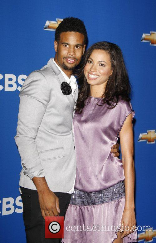Jurnee Smollett and Cbs 2