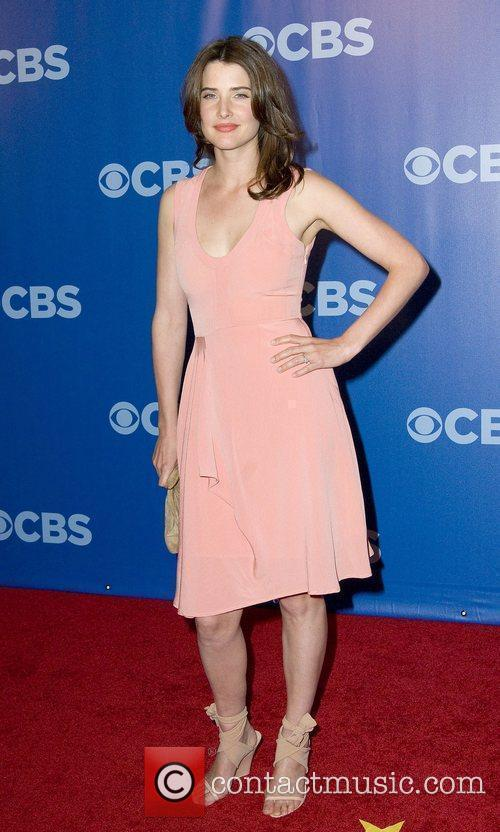 Cobie Smulders  CBS Upfronts for 2010/2011 Season...