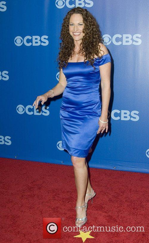 Jerri Manthey  CBS Upfronts for 2010/2011 Season...