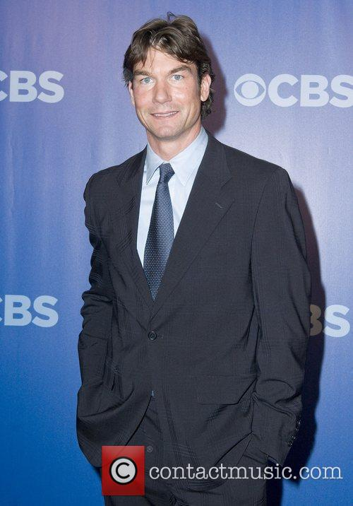 Jerry O'Connelll  CBS Upfronts for 2010/2011 Season...