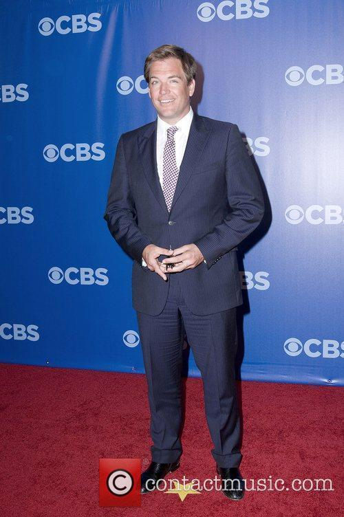 Michael Weatherly  CBS Upfronts for 2010/2011 Season...