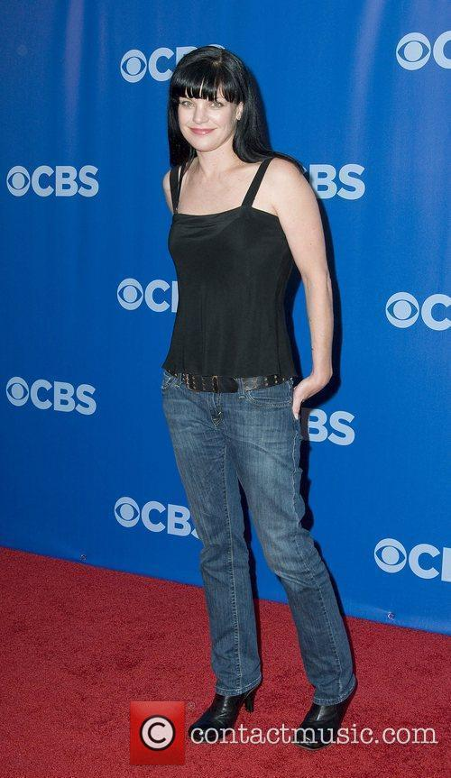 Pauley Perrette  CBS Upfronts for 2010/2011 Season...