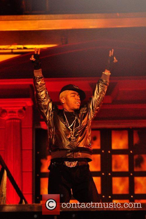 Sisqo,  Celebrity Big Brother 7 launch night...