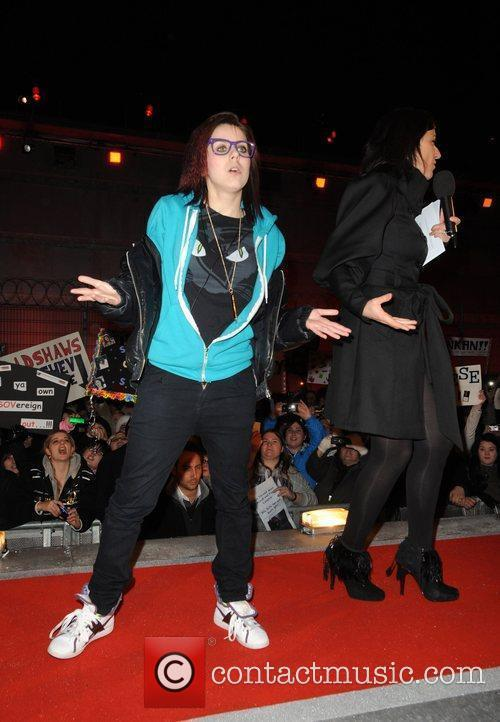 Lady Sovereign and Big Brother 5