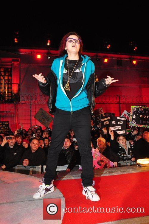 Lady Sovereign and Big Brother 21