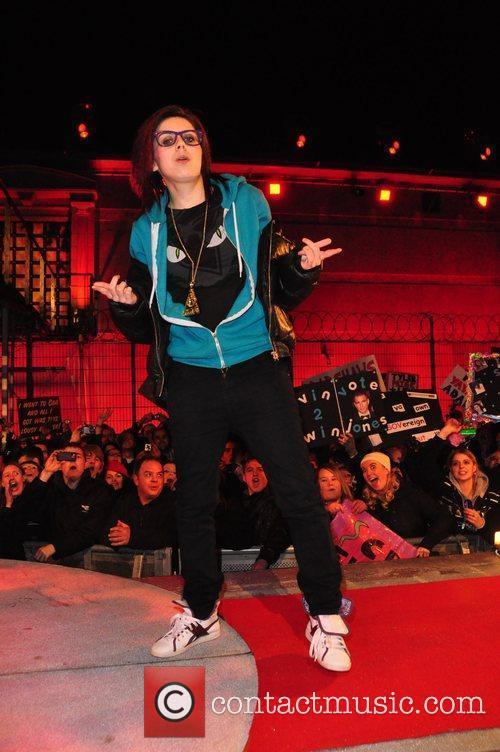 Lady Sovereign and Big Brother 15