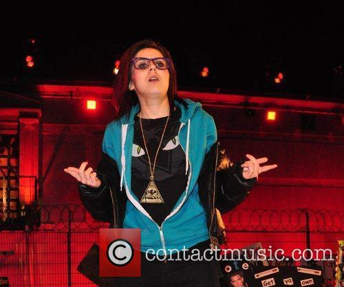 Lady Sovereign and Big Brother 16