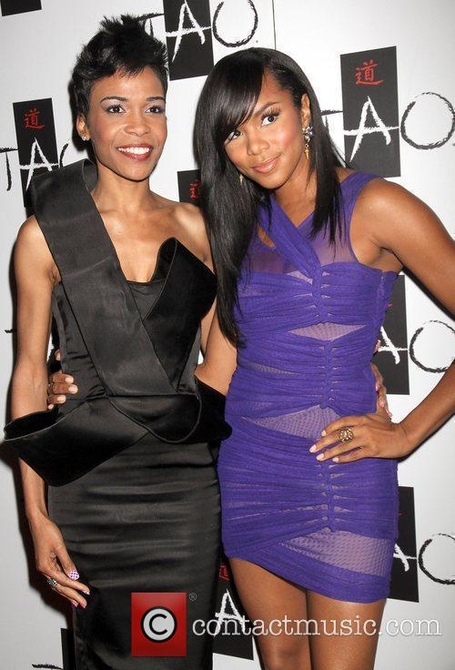 Singer Michelle Williams and Michelle Williams 4