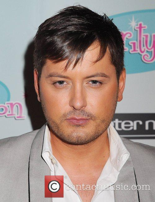 Brian Dowling TV3's 'Celebrity Salon' launch party at...