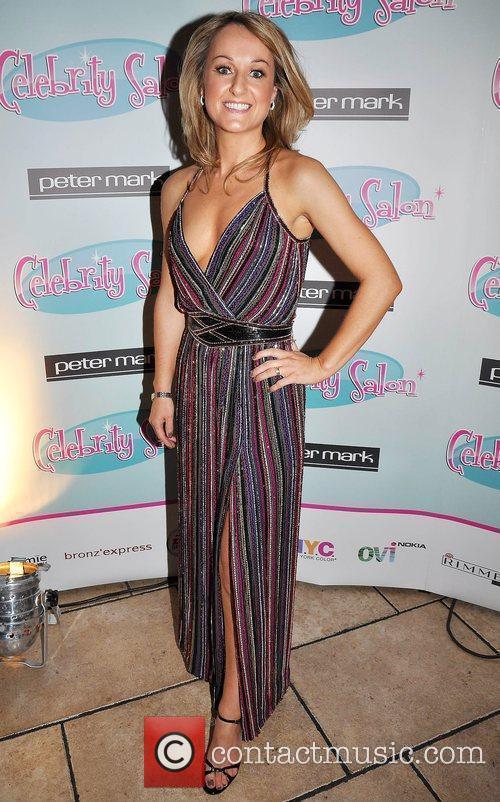 Elaine Butler Doolan TV3's 'Celebrity Salon' launch party...