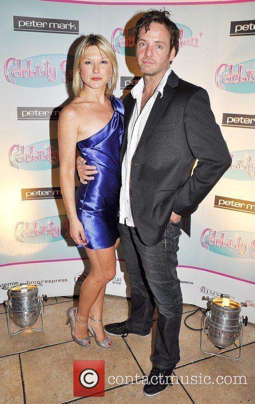 TV3's 'Celebrity Salon' launch party at Cafe En...