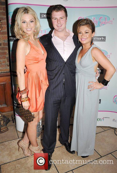 Pippa O'Connor, Breffny Morgan, Leigh Arnold TV3's 'Celebrity...