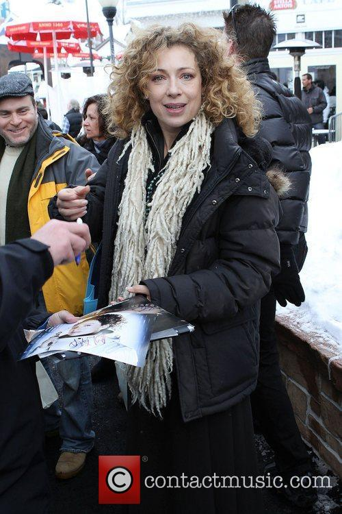 Alex Kingston 5