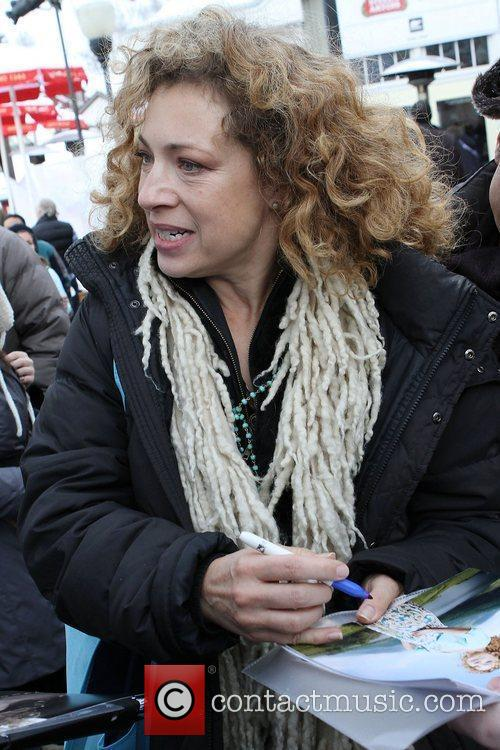 Alex Kingston 2