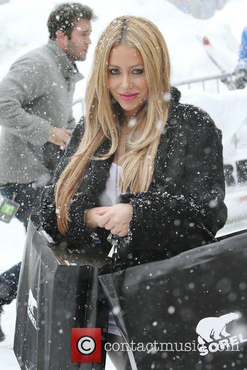 Celebrities attending the 2011 Sundance Film Festival -...