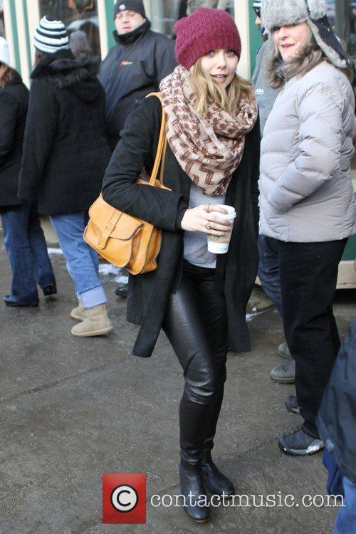 Elizabeth Olsen, Sundance Film Festival