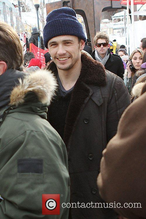 James Franco, Sundance Film Festival
