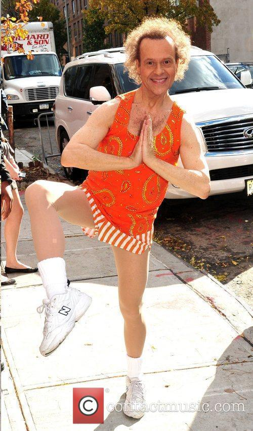 Richard Simmons and Wendy Williams 1