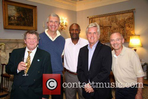 Celebrities Guild of Great Britain Celebrity-Am Golf Tournament...
